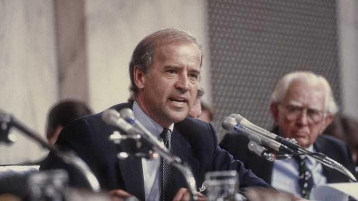 Joe Biden 1991