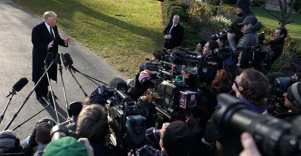 Trump Presser