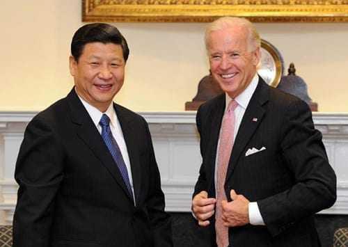 Biden Chinese
