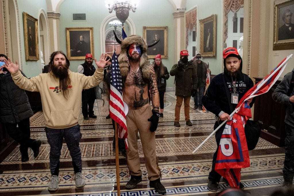 Trump Protesters