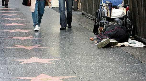 Hollywood Homeless