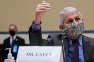 National Institute of Allergy and Infectious Diseases Director Anthony Fauci