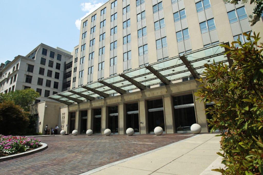 Brookings Institution, Washington D.C.