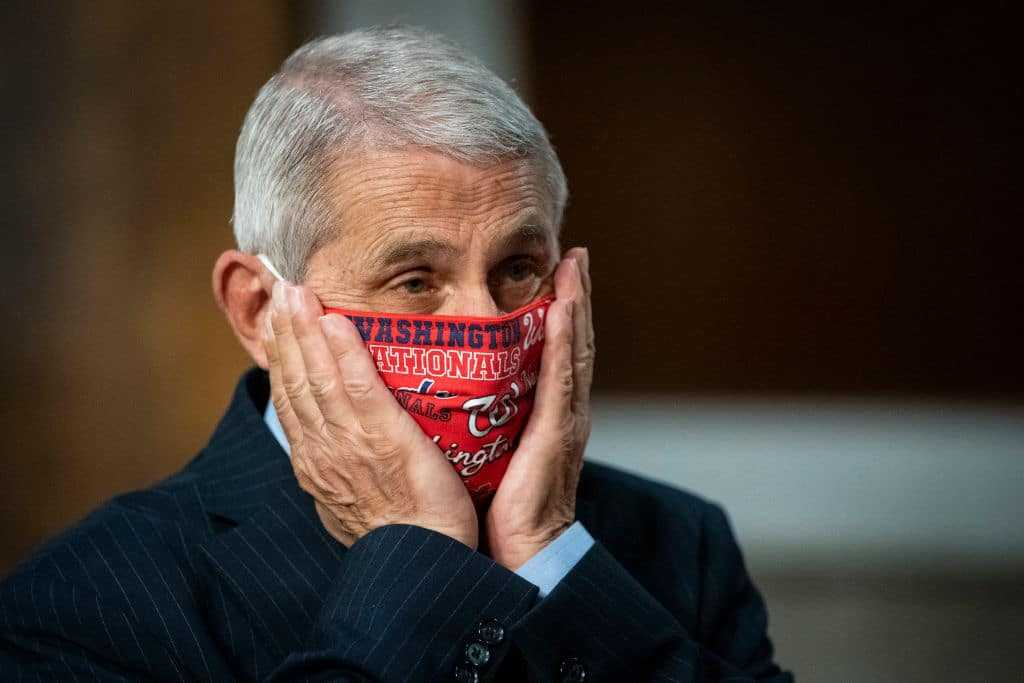 The Brief Podcast: Fauci the Fraud, Media Dimwits, and the Pandemic Lab Leak Theory