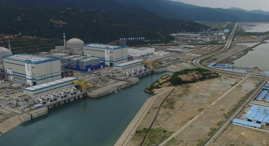 Taishan Nuclear Power