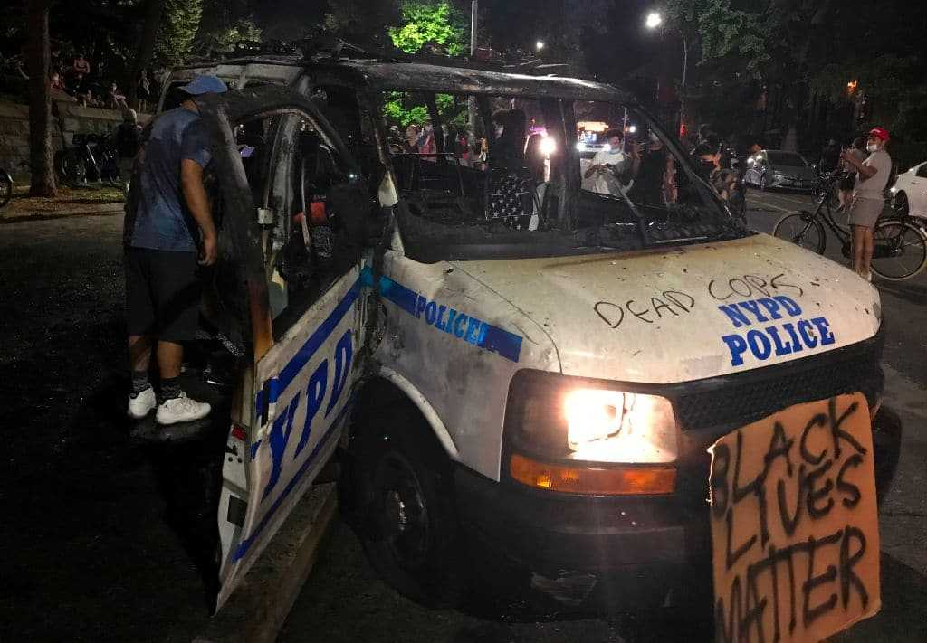 NYC riots