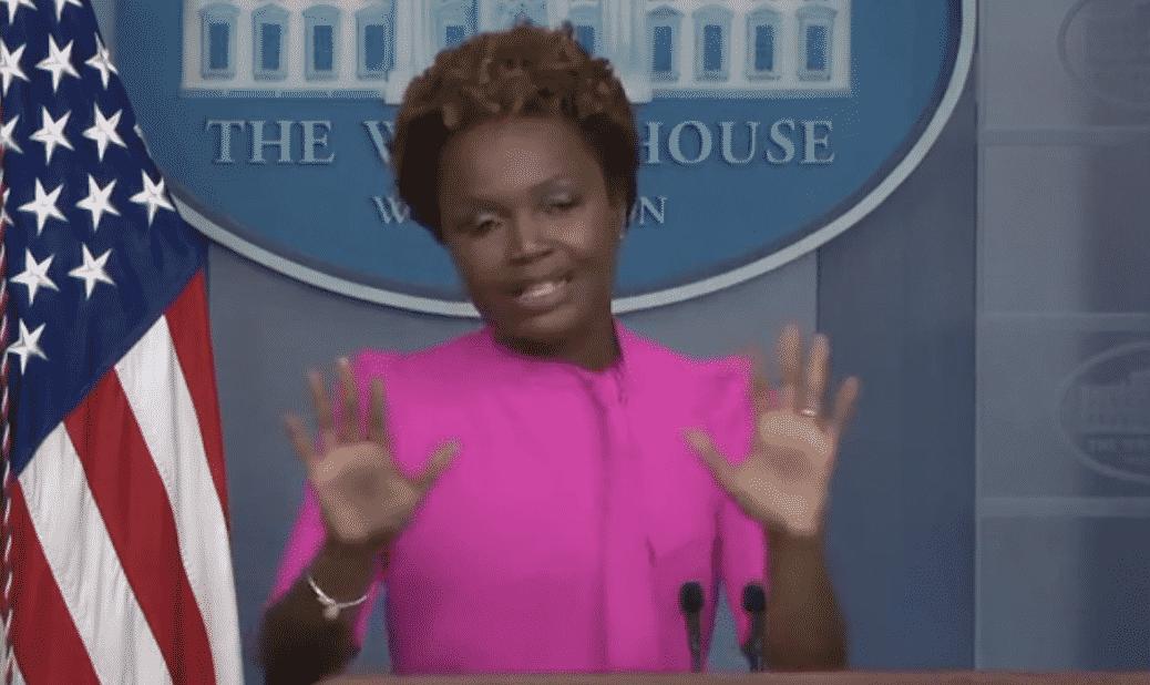 White House Spokeswoman