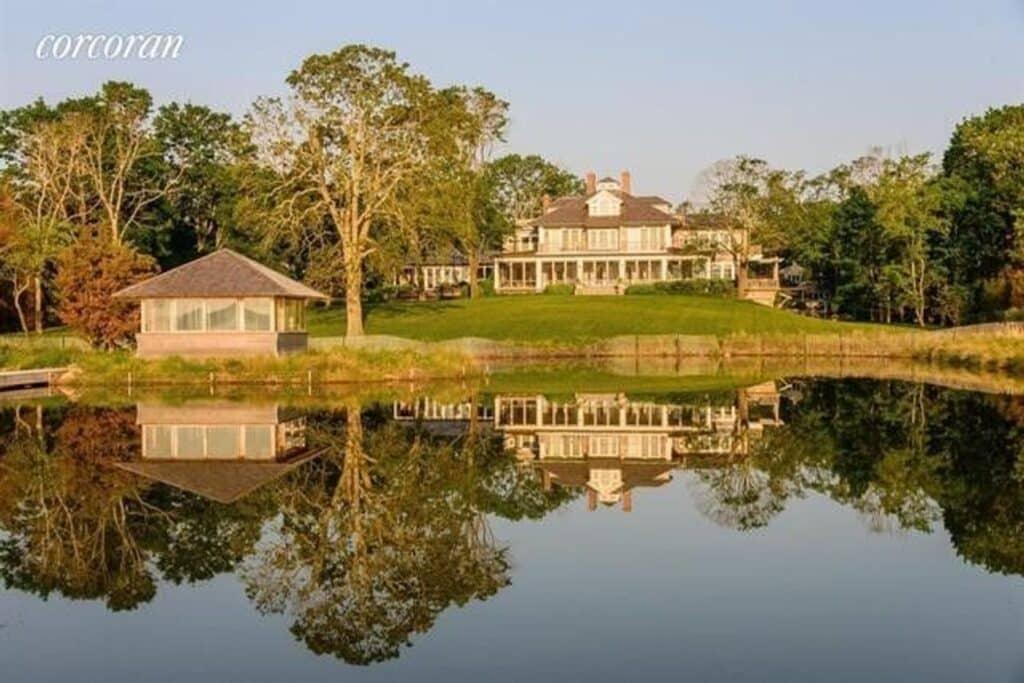 Strongheart manor, owned by Matt Lauer REALTOR.COM